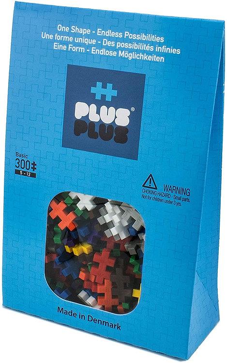 Pack basic 300 pièces - Plus Plus