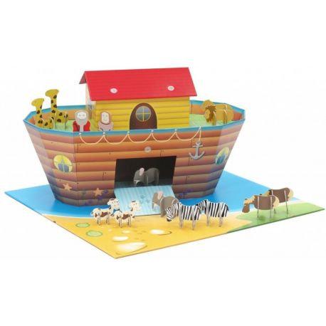 Set de jeu Arche de Noé - Krooom