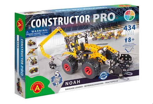 🇪🇺Tractopelle 5 en 1 (434p) - Constructor