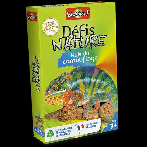 🇫🇷 Défis nature - Rois du camouflage - Bioviva