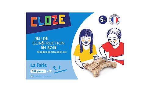 🇫🇷 La Suite - Cloze