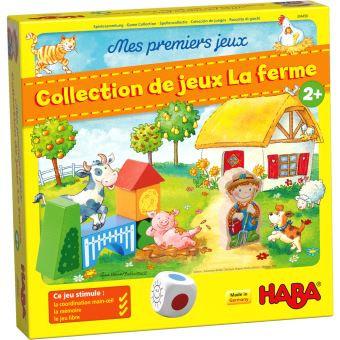 Collection de jeux La Ferme - HABA