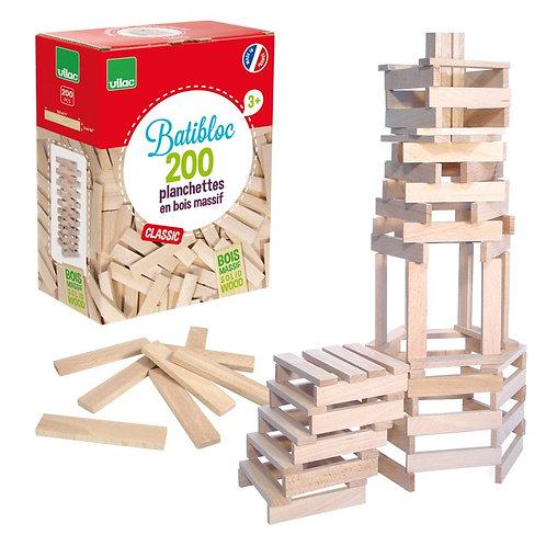 🇫🇷 Batibloc planchette en bois - Vilac