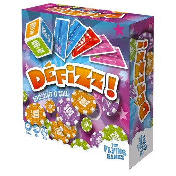 Défizz - The flying Games