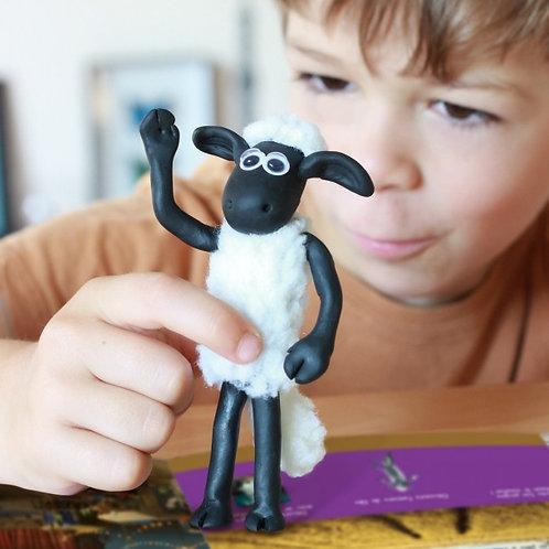 🇫🇷 Kit créatif : Shaun le mouton  - Atelier imaginaire