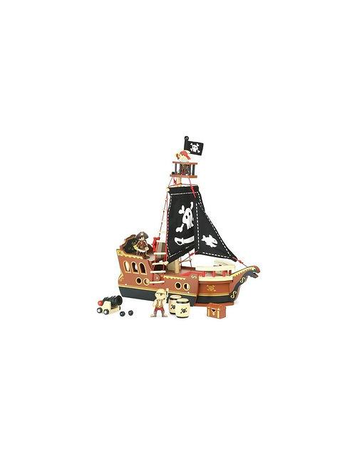 Bateau pirate - Vilac