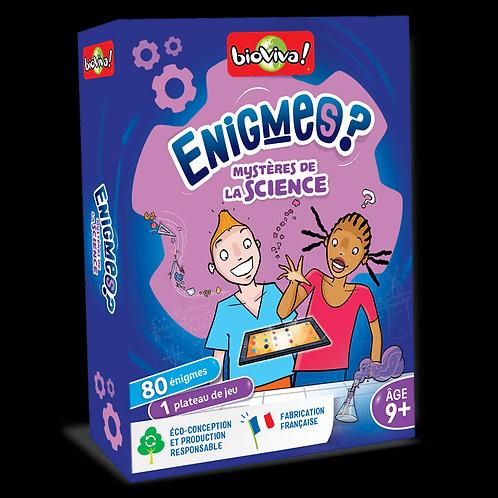 🇫🇷 Enigmes - Les mystères de la science - Bioviva