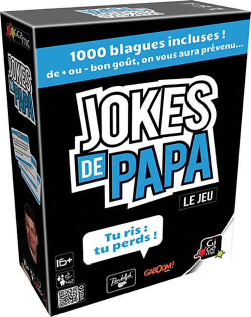 🇫🇷 Jokes de papa - Gigamic