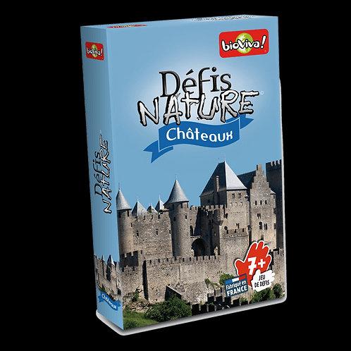 🇫🇷 Défis nature - Châteaux - Bioviva