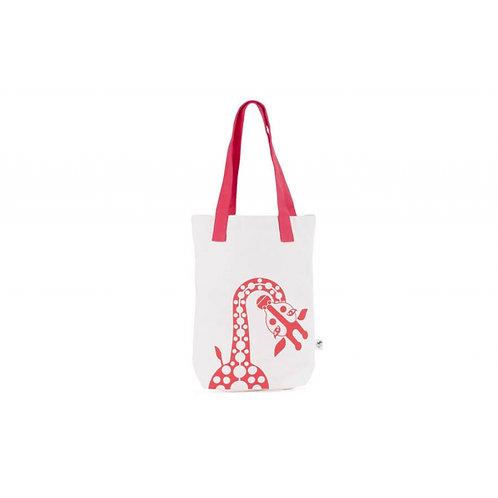 Tote bag girafe - Les jouets libres