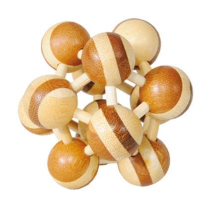Casse-tête bambou - Atonium