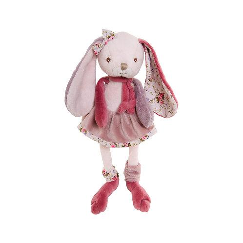 🇪🇺Lapin habillé rose - Bukowski