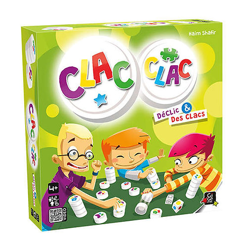 Cla Clac - Gigamic