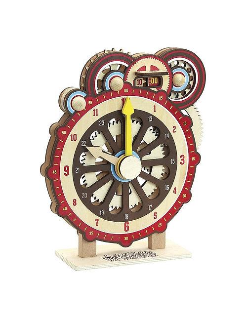 Machinalirleur Horloge d'apprentissage - Vilac