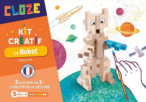 🇫🇷 Le Robot - Cloze
