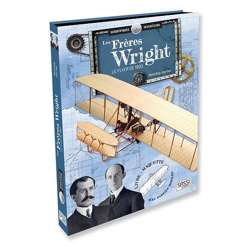 Les Frères Wright. Le Flyer de 1903 - Sassi