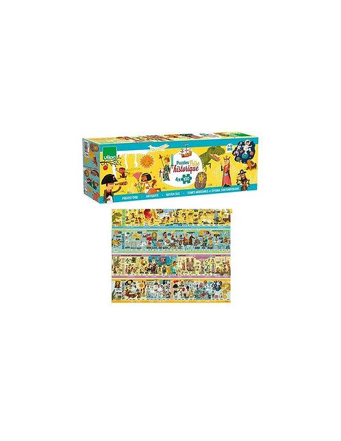 Frise historique puzzle - Vilac