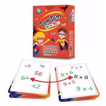 🇫🇷 Tam Tam Multiplication niveau 2 - AB Ludis