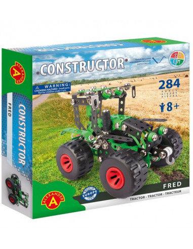 🇪🇺tracteur (284p) - Constructor