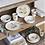 "Thumbnail: Coffret vaisselle en bambou ""Caravane"" - Zabeil"