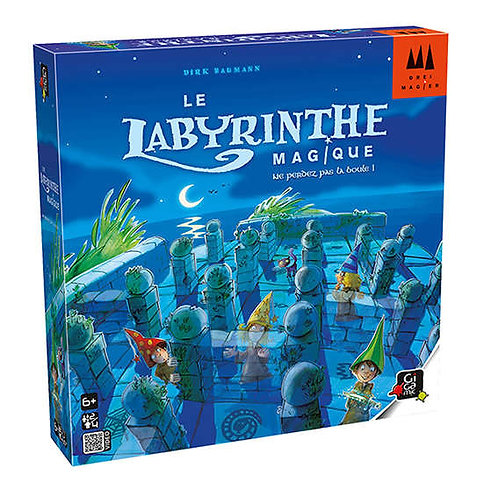 Le Labyrinthe magique - Gigamic