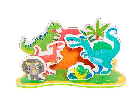 L'île des dinosaures