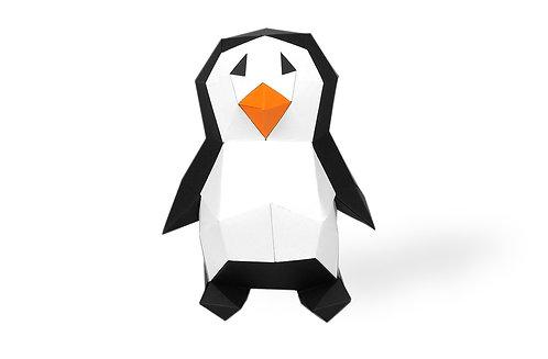 🇫🇷 Trophée Babies Pingouin - Agent Paper