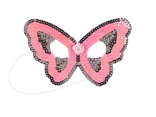 Masque sequins Papillon - Souza