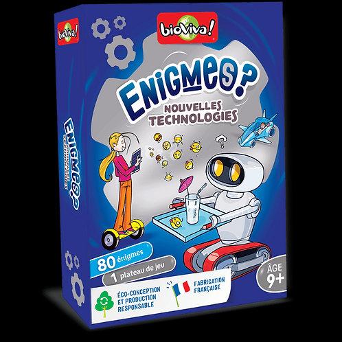 🇫🇷 Enigmes - Nouvelles technologies - Bioviva