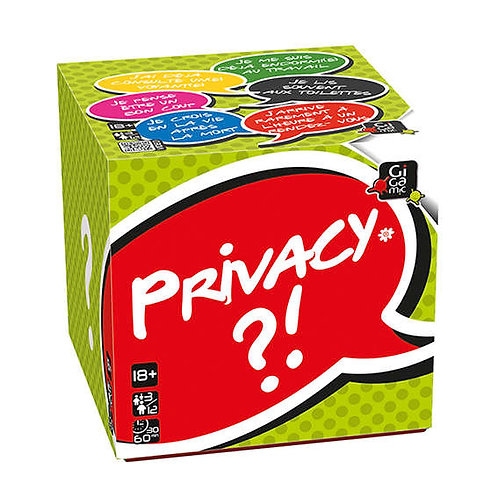 Privacy ?! - Gigamic