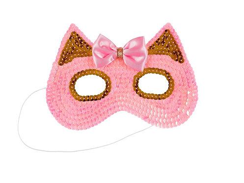 Masque sequins Chat - Souza