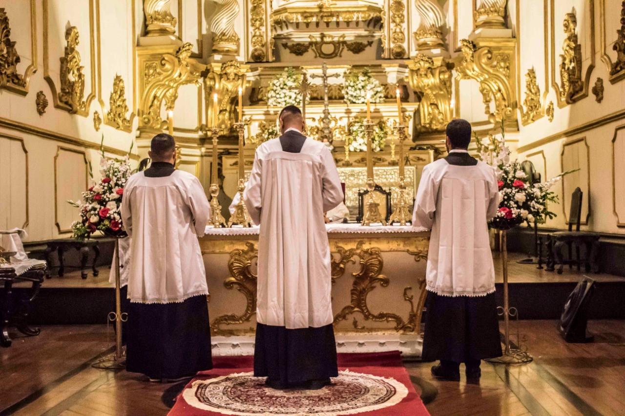 Missa de Natal e Ceia   Antiga Sé