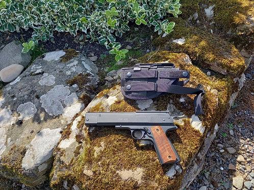 Weihrauch HW45 .22 Air Pistol & Holster