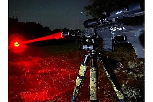 WICKED LIGHTS A75IC 260RIPS EDITION GUN LIGHT AND IR ILLUMINATOR
