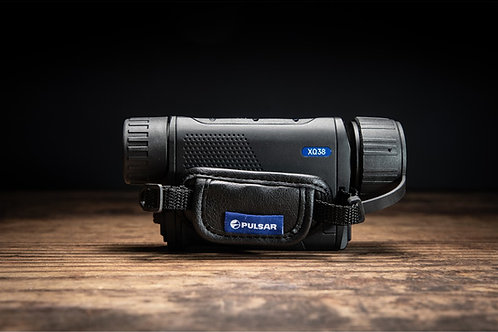 Pulsar Axion XQ38 LRF Thermal Imager with Integrated Laser Rangefinder