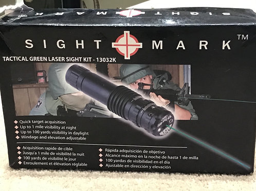 Sightmark Tactical Green Laser Sight Kit