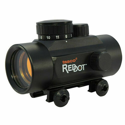 Tasco Red Dot 1 x 30mm Rifle Scope