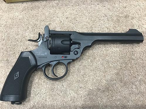 Webley MKVI .455 Service Revolver CO2