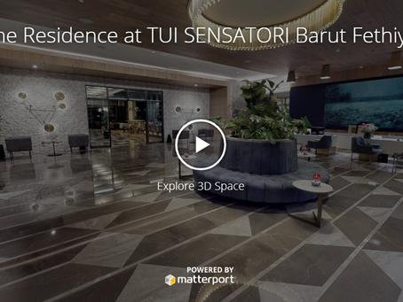 TUI Groupe spécialiste du voyage innove l'expérience client avec les visites virtuelles 3D