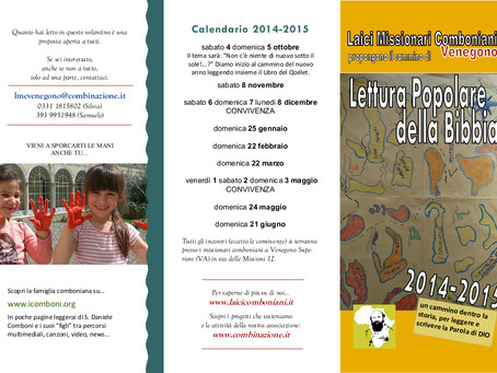 Cammino LMC 2014-2015