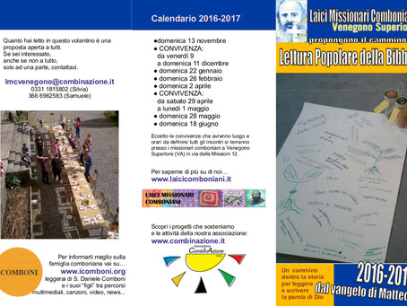 Cammino LMC 2016-2017