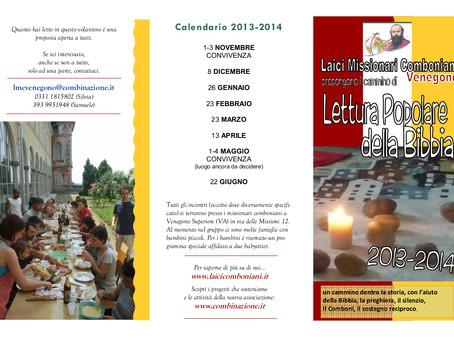 Cammino LMC 2013-2014