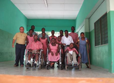 Massimo in Ghana