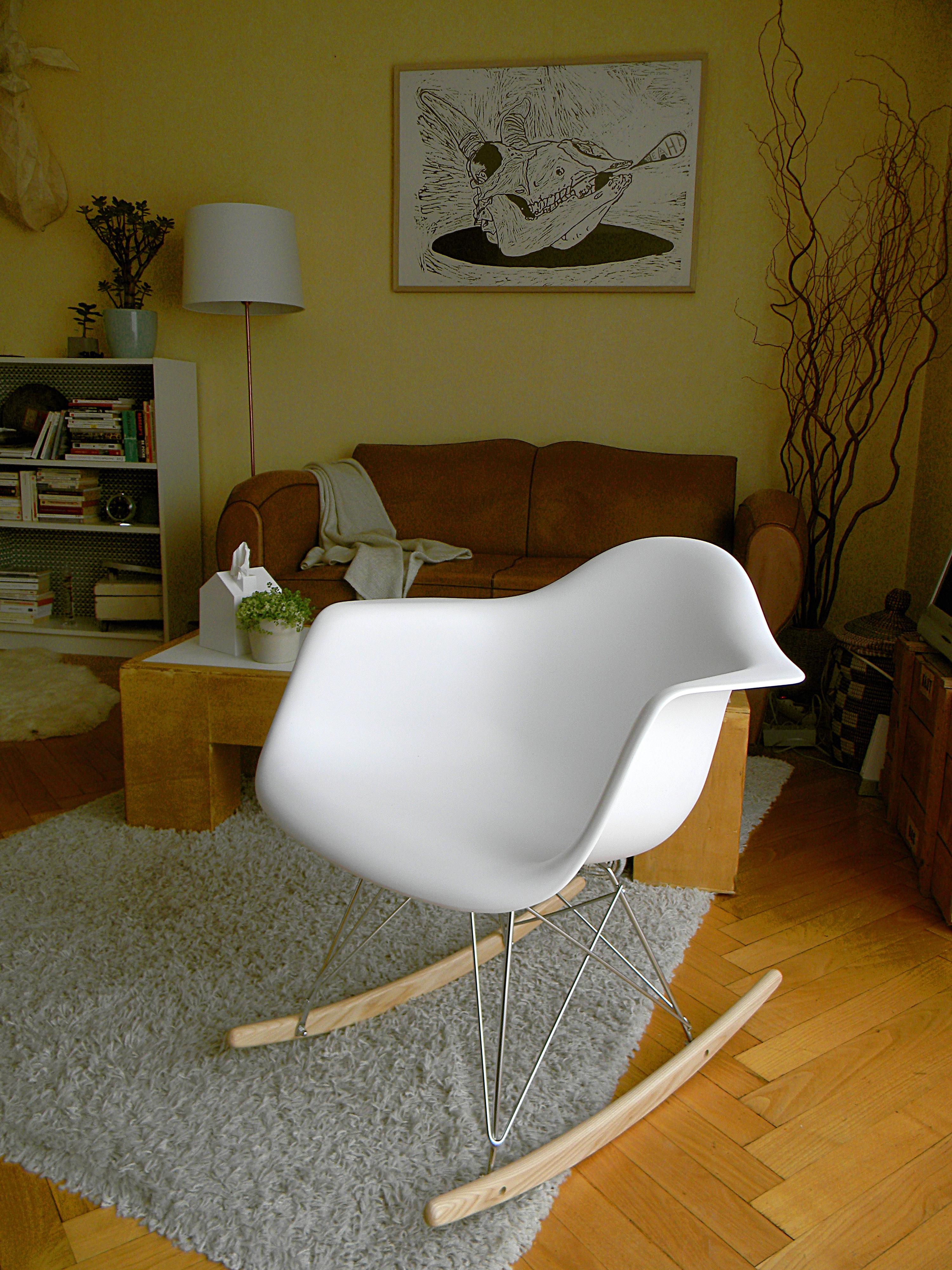shopping mon fauteuil rar style eames l 39 appt 41 a rennes une d coration d 39 int rieur. Black Bedroom Furniture Sets. Home Design Ideas