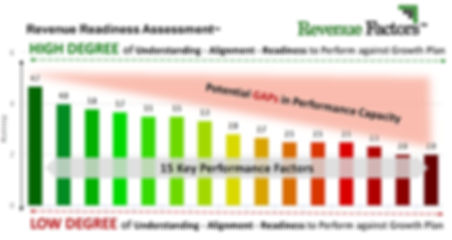 Revenue Readiness Assessment - Results
