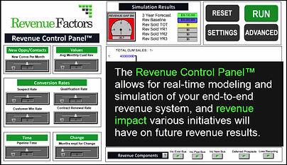 Revenue Control Panel