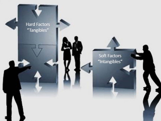 A HARD Look at the SOFT Factors Driving Business Performance