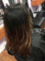 Balayage, Ombres, full or partial foil