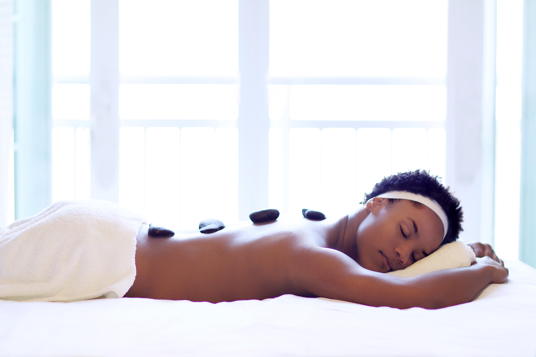 Warm Ocean Stone Massage