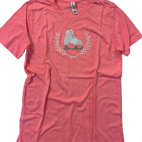 Bubble Gum Pink Kids Tee Youth Large